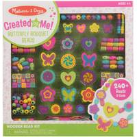 Melissa & Doug Wooden Blossom Bead Set from Blain's Farm and Fleet