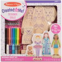 Melissa & Doug Designer Dolls Set from Blain's Farm and Fleet