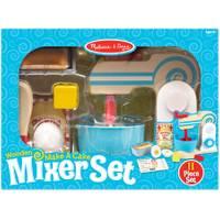 Melissa & Doug Wooden Make-a-Cake Mixer Set from Blain's Farm and Fleet