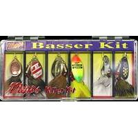 Mepps Basser Dressed Fishing Lure Kit from Blain's Farm and Fleet