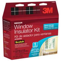 3M Oversized Indoor Window Insulator Kit from Blain's Farm and Fleet