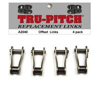 Agrimaster A -Type Double Pitch Roller Chain Offset Links from Blain's Farm and Fleet