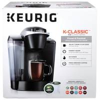 Keurig K-Classic K50 Brewer Classic Series from Blain's Farm and Fleet