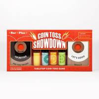 BARPLUS+ Party Games Coin Toss Gift Set from Blain's Farm and Fleet