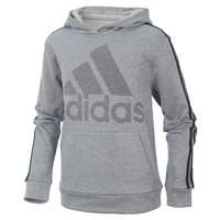 Adidas Youth Boy's Classic Pullover Grey from Blain's Farm and Fleet