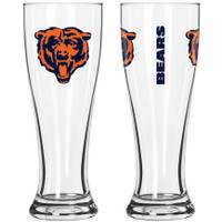 All Star Sports 16 oz Chicago Bears Pilsner Glass from Blain's Farm and Fleet