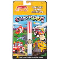 Melissa & Doug ColorBlast Vehicles from Blain's Farm and Fleet