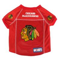 All Star Sports Chicago Blackhawks Medium Pet Jersey from Blain's Farm and Fleet
