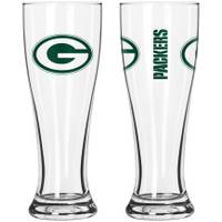 All Star Sports Green Bay Packers 16 oz Pilsner from Blain's Farm and Fleet