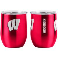All Star Sports Wisconsin Badgers Curved Ultra Tumbler from Blain's Farm and Fleet