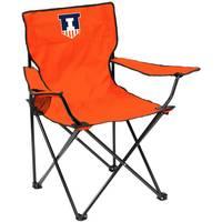 Logo Chair Illinois Quad Chair from Blain's Farm and Fleet