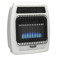Dyna-Glo 10,000 BTU Natural Gas Bl Flame Vent Free Heater with Thermostat from Blain's Farm and Fleet