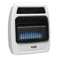 Dyna-Glo 20,000 BTU Natural Gas Bl Flame Vent Free Heater with Thermostat from Blain's Farm and Fleet