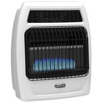 Dyna-Glo 20K BTU LP Blue Flame Vent Free Heater with T-Stat from Blain's Farm and Fleet