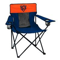 Logo Chairs Chicago Bears Elite Chair from Blain's Farm and Fleet