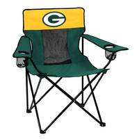 Logo Chairs Green Bay Packers Elite Chair from Blain's Farm and Fleet