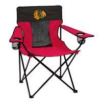 Logo Chairs Chicago Blackhawks Elite Chair from Blain's Farm and Fleet