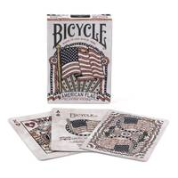 US Playing Cards Bicycle American Flag Playing Cards from Blain's Farm and Fleet