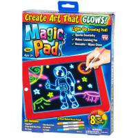 As Seen On TV Magic Art Pad That Glows from Blain's Farm and Fleet