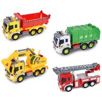 Maxx Action 1:16 Lights & Sounds City Vehicle S1 Assortment from Blain's Farm and Fleet