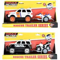 Maxx Action Rescue Trailer Assortment from Blain's Farm and Fleet