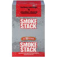 Old Wisconsin 1 oz Smoke Stack Beef & Cheese stick from Blain's Farm and Fleet