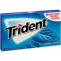 Trident Original Singles Gum from Blain's Farm and Fleet