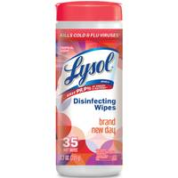 Lysol 35 Count Disinfect Wipes-Brand New Day from Blain's Farm and Fleet