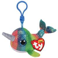 Ty Beanie Boos Clip Nori-Narwhal from Blain's Farm and Fleet