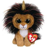 Ty Beanie Boo Ramsey-Lion with Horn from Blain's Farm and Fleet