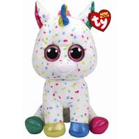 Ty Beanie Boo Large Harmonie Speck Unicorn from Blain's Farm and Fleet
