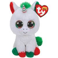Ty Candy Cane - Boo Christmas Unicorn from Blain's Farm and Fleet