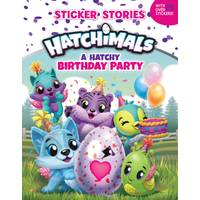 Penguin Random House Hatchimals Sticker Stories from Blain's Farm and Fleet
