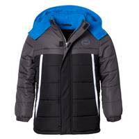 iXtreme Girls Colorblock Puffer Jacket from Blain's Farm and Fleet