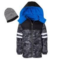 iXtreme Camo Puffer Jacket from Blain's Farm and Fleet