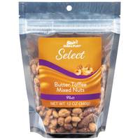 Blain's Farm & Fleet Select Butter Toffee Mixed Nut 12 oz from Blain's Farm and Fleet