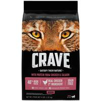 IAMS Crave Indoor Chicken/Salmon Cat Food from Blain's Farm and Fleet