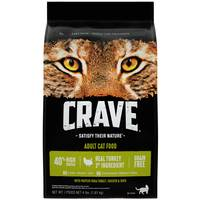 IAMS Crave Turkey/Duck/Chicken Cat Food from Blain's Farm and Fleet
