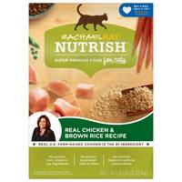 Certco Nutrish Chicken and Brown Rice Cat Food from Blain's Farm and Fleet