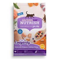Certco Nutrish Longevity Chicken and Salmon Cat Food from Blain's Farm and Fleet