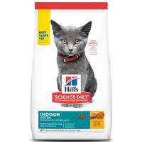 Hill's Science Diet Kitten Indoor Cat Food from Blain's Farm and Fleet