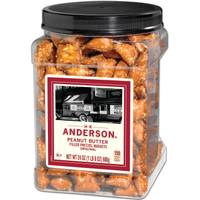 HK Anderson Peanut Butter Pretzel Nuggets from Blain's Farm and Fleet