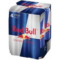 Red Bull 4 Pack 8.4 oz Energy Drink from Blain's Farm and Fleet