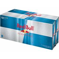 Red Bull 8.4 oz Sugarfree Energy Drink 12-Pack from Blain's Farm and Fleet
