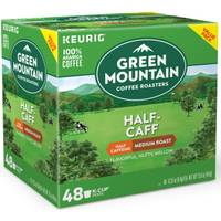 Green Mountain Coffee 48 Count K Cups Half-Caff from Blain's Farm and Fleet
