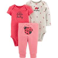Carter's Infant Girl's Ladybug 3 Piece Set from Blain's Farm and Fleet