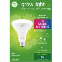 GE BR30 LED Seeds/Greens Grow Light from Blain's Farm and Fleet