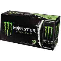Monster 10-Pack Energy Drink from Blain's Farm and Fleet