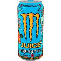 Monster 16 oz Mango Loco from Blain's Farm and Fleet