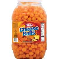 Herr's 17 oz Cheese Ball Barrel from Blain's Farm and Fleet